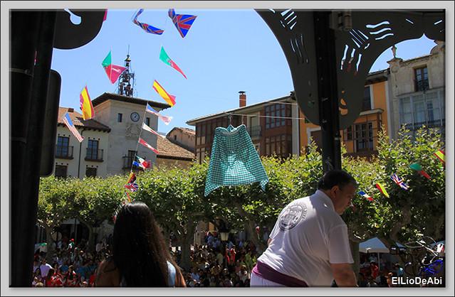 Briviesca Fiestas 2016 Bajada de las blusas (0)