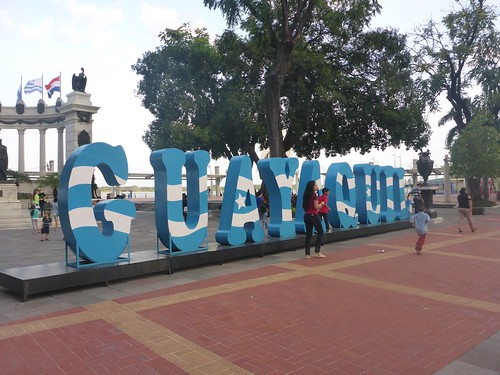 Guayaquil sign