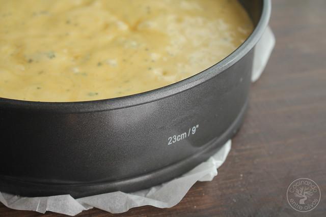 Bizcocho de romero, miel y aceite de oliva virgen extra, aove ww.cocinandoentreolivos.com (17)