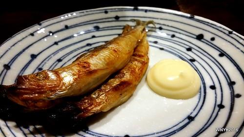Grilled Shisamo