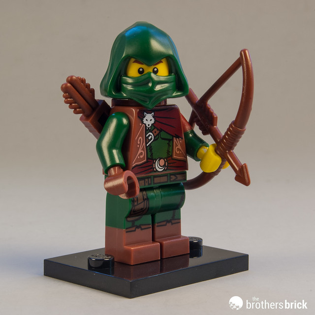 lego minifigures series 16 feel guide