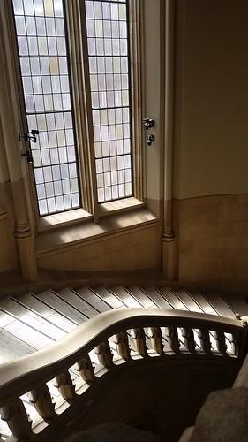 Suzzallo Library Staircase, University of Washington
