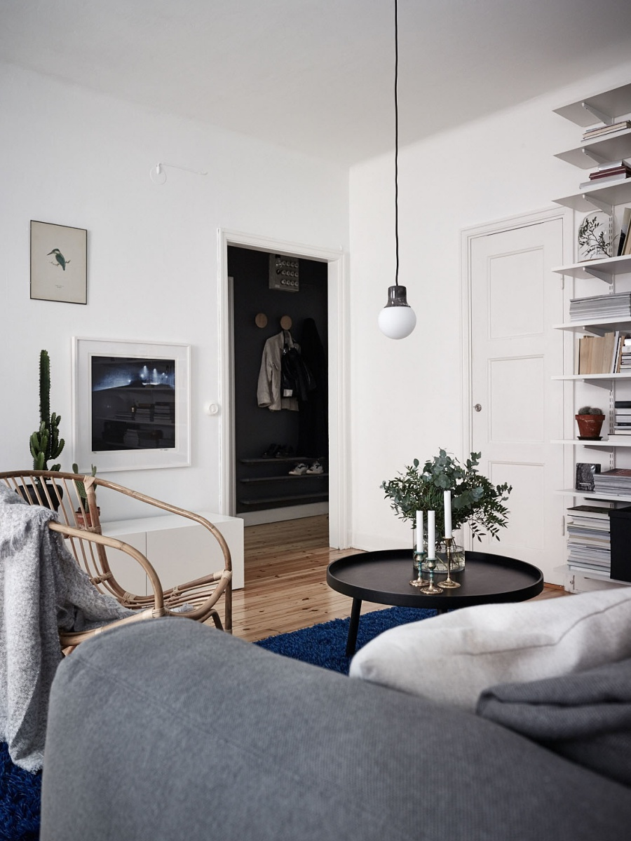 A Small and Cosy Home Design Inspiration