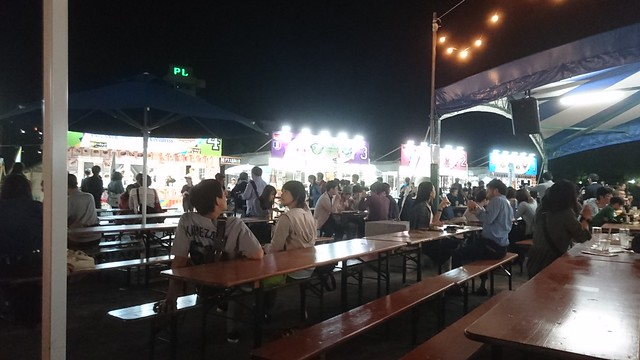 World Beer and Gourmet Stadium 2016 in Hiroshima �����Υӡ���ȥ���᥹��������2016