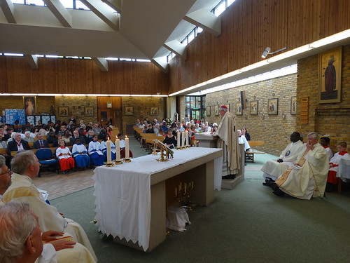 160626 - 150th Anniversary - St Anslems - Dartford