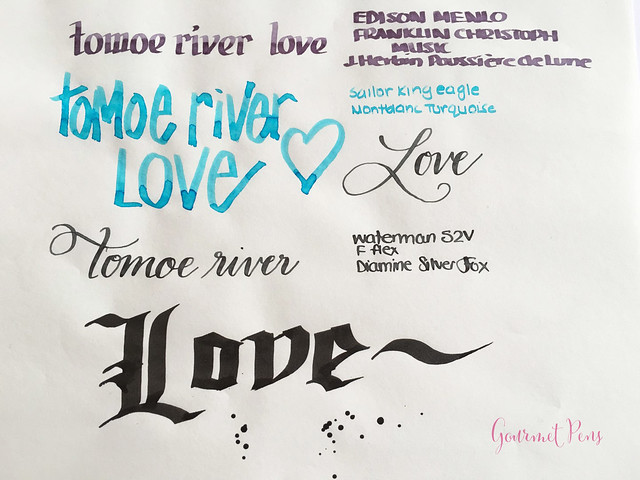 Review Tomoe River A4 Tablets Cream & White @GouletPens 20