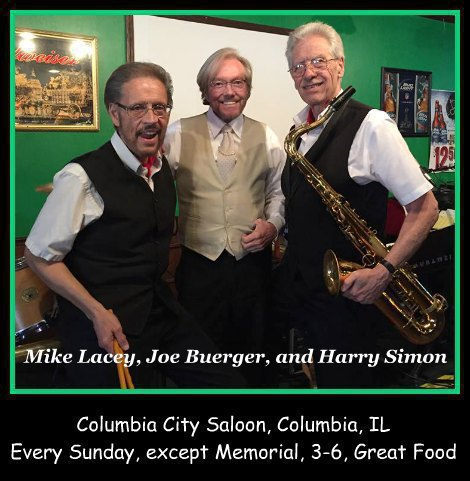 Mike Lacey, Joe Buerger, and Harry Simon 8-7-16