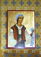 Icon: St Filofteia