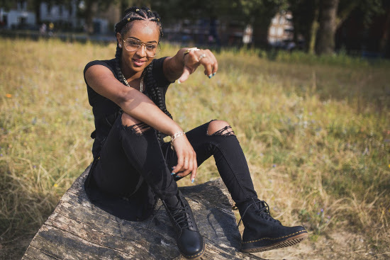 Paigey Cakey Stand for Something 2016