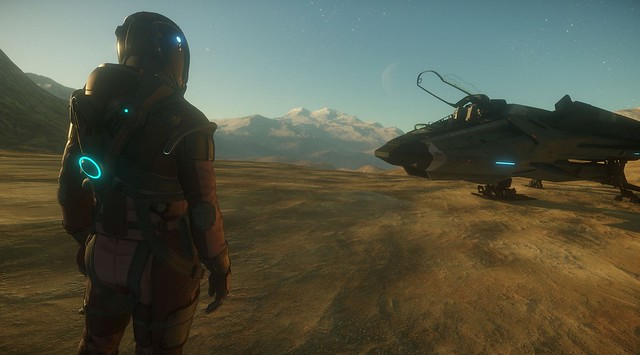 Star Citizen - Procedural Planets