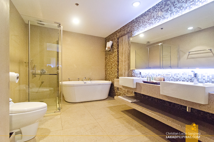Cocoon Boutique Hotel Quezon City Toilet