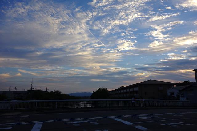 2016/09 松ヶ崎橋辺り #05