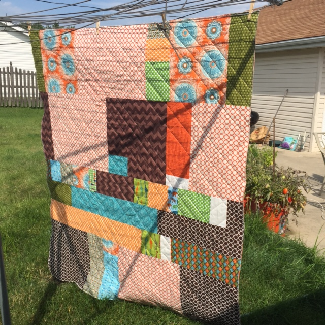 Sally's Betty Quilt
