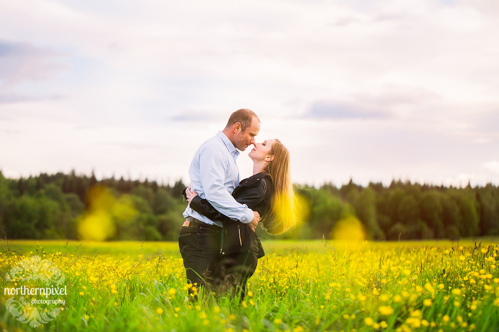 Farm Engagement Session - Prince George BC
