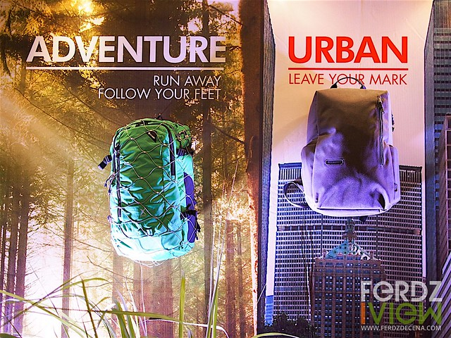 PacSafe bags for the urban explorers and adventure wanderer