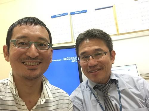 東京女子医科大学病院 脳神経外科 丸山隆志先生と