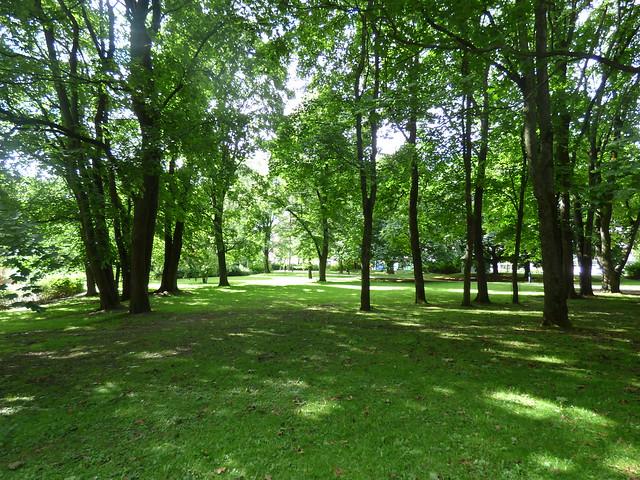 Hesperian puisto