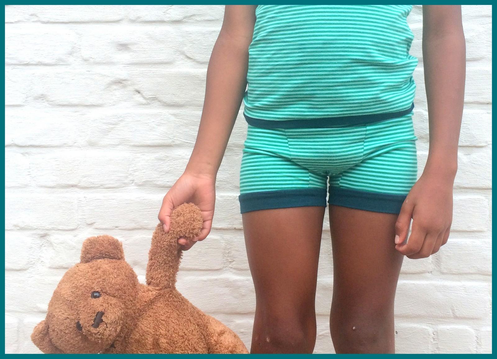 Van Katoen ondergoed 1