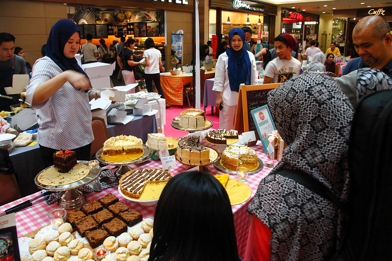 Gula Cakery Maple Food Market