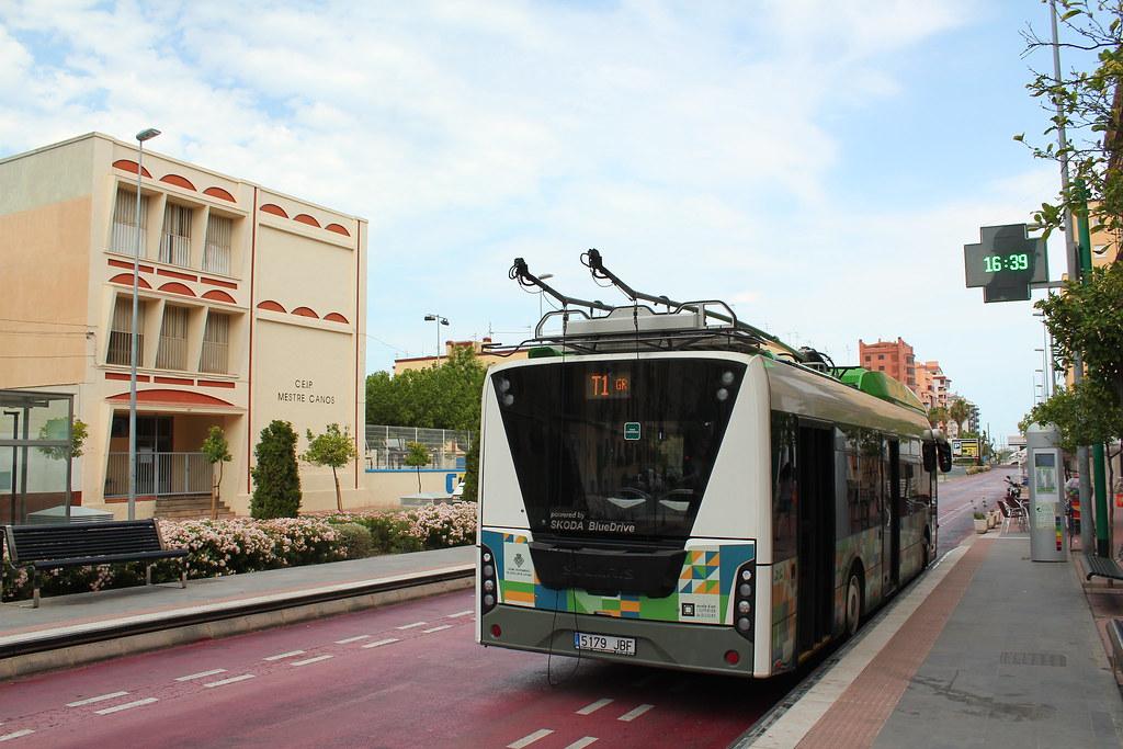 Solaris Trollino 12 MetroStyle - TUCs - n°8 - 5179 JBF