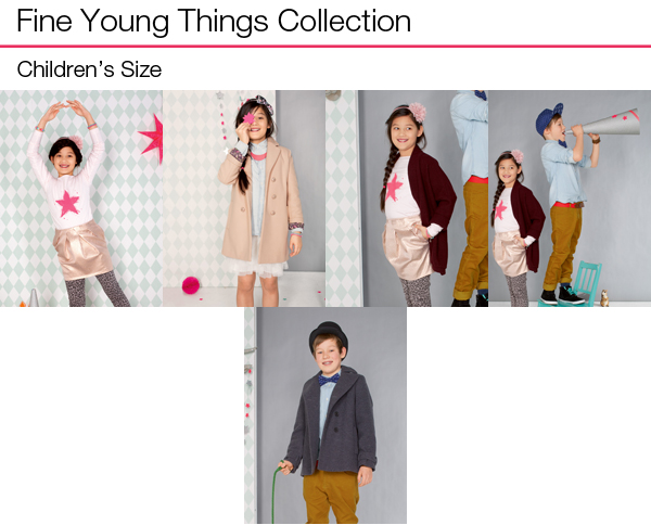 Fine Young Things Kid's Collection