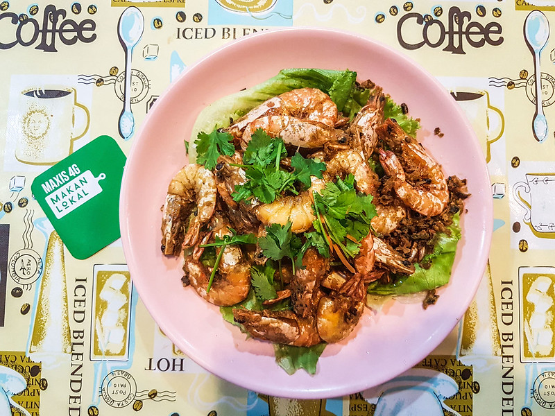 Kudat Sungai Wang Seafood Restaurant