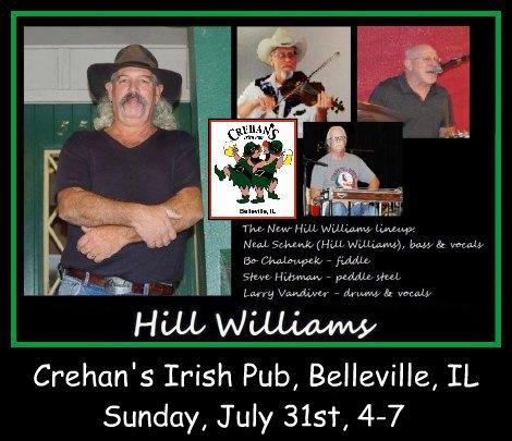 Hill Williams 7-31-16