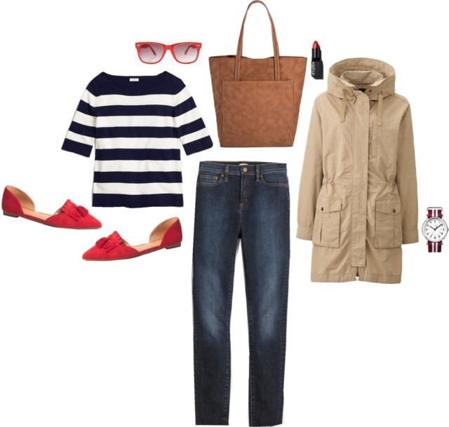 What I Wish I Wore, Vol. 146 - Paint the Town Red | Style On Target blog