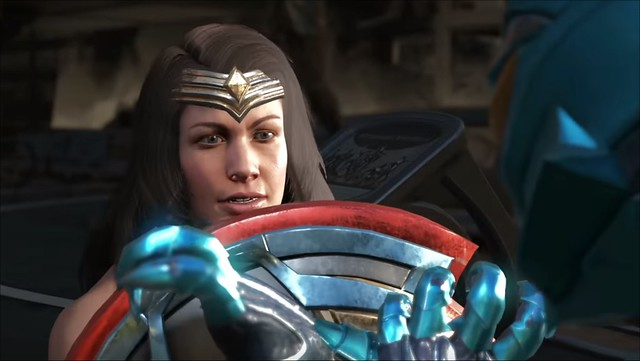 Injustice 2 - Wonder Woman