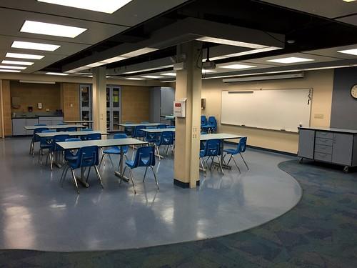 Traditional Classroom at the Shedd Aquarium