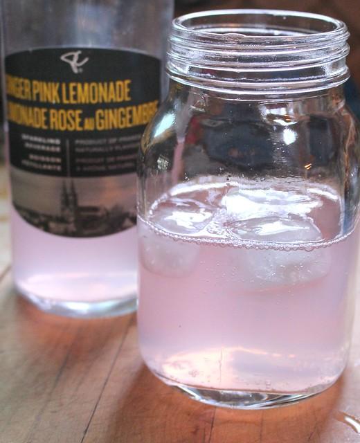 PC Black Label Ginger Pink Lemonade Sparkling Beverage