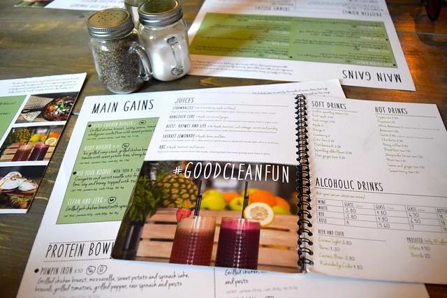 Drinks Menu at The Skinny Kitchen, Canterbury | www.rachelphipps.com @rachelphipps