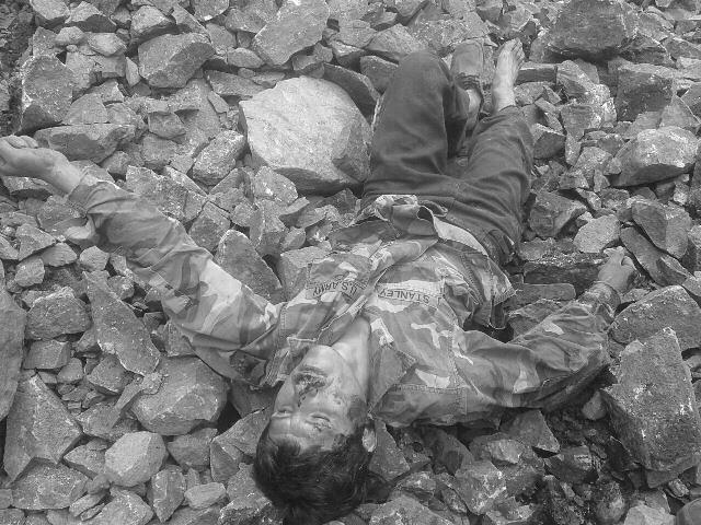 Muere minero al caer a un barranco en Tlacuilotepec