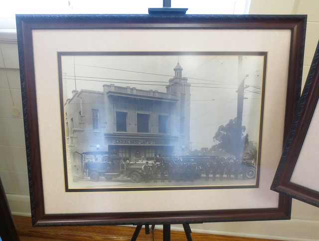 Fire Station No. 30, Engine Company No. 30 back in the day