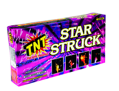 Star Struck Selection Box by TNT Fireworks