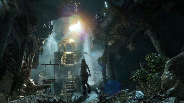 Rise Of The Tomb Raider 20 Year Celebration Revealed On Ps4