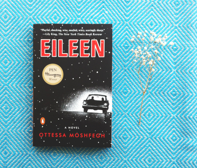 eileen ottessa moshfegh uk book blog book haul