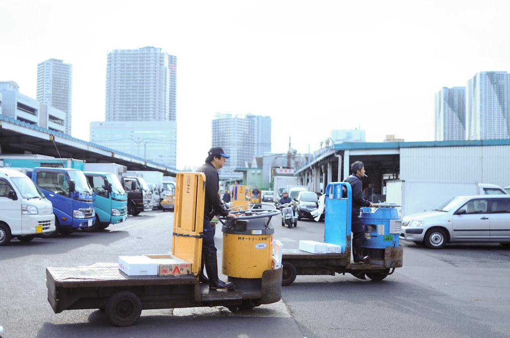 tsukiji market tokyo