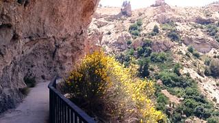 Kadisha Grotto Cliff Path