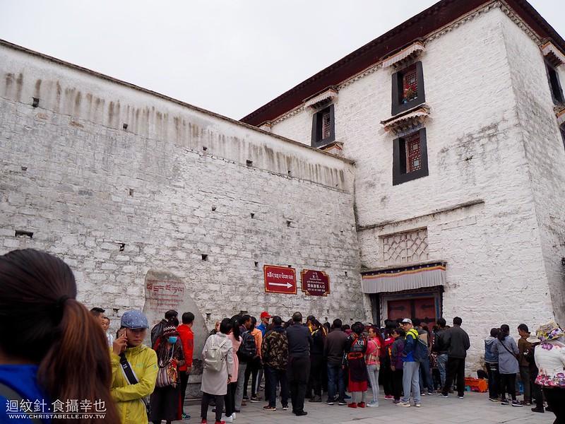 西藏 布達拉宮