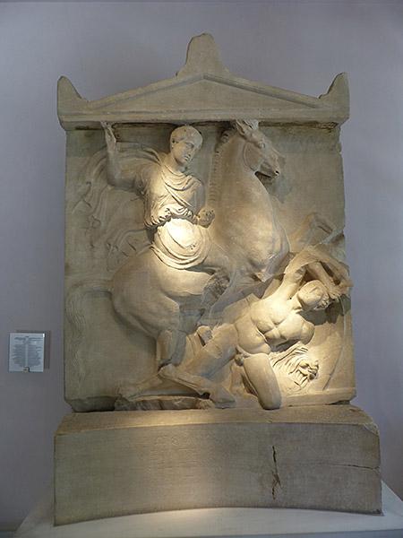 """statue du céramique """""""