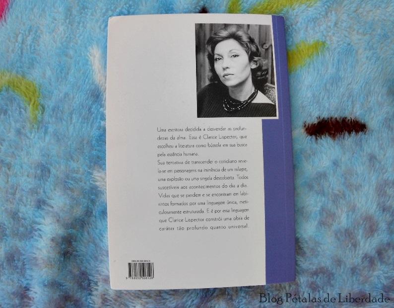 Resenha, livro, A-hora-da-estrela, Clarice-Lispector, Rocco, opiniao, critica, trechos, quotes, capa, fotos, macabea