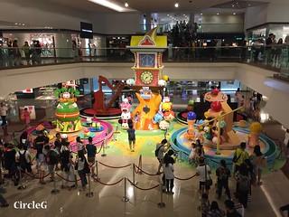 CIRCLEG 九龍塘 又一城 DISNEY TSUM TSUM 壽司 「Disney Tsum Tsum Walk N Roll Festival (19)