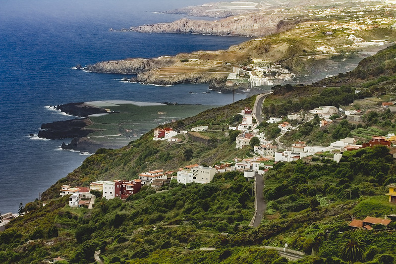 Garachico coast panorama - Landscape - Tenerife