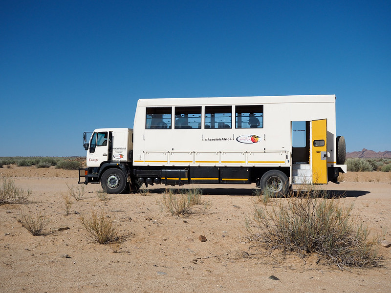 Acacia Africa Overland truck