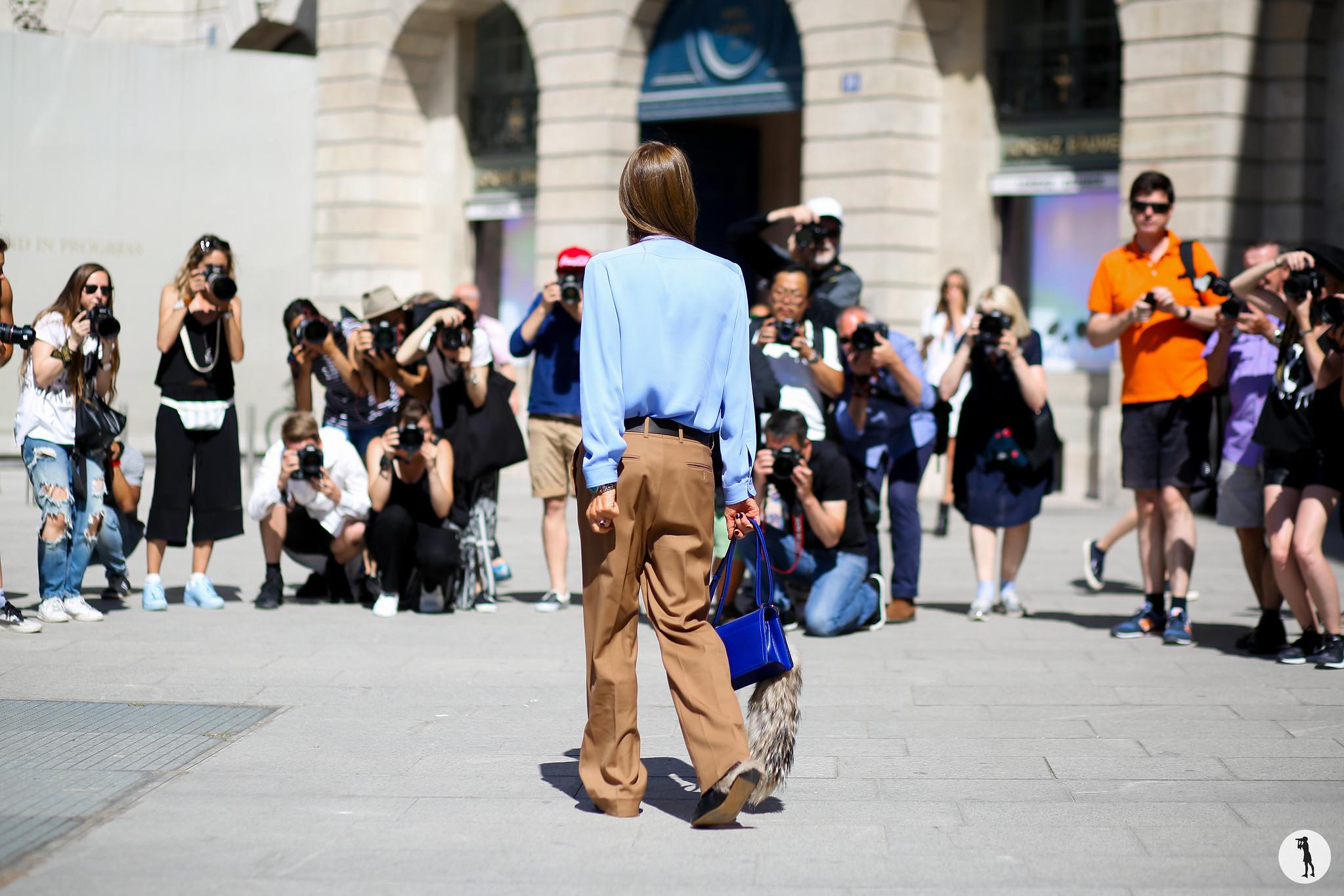 Anna Dello Russo at Paris Fashion Week Haute Couture-2