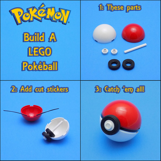 Build your own Pokeball