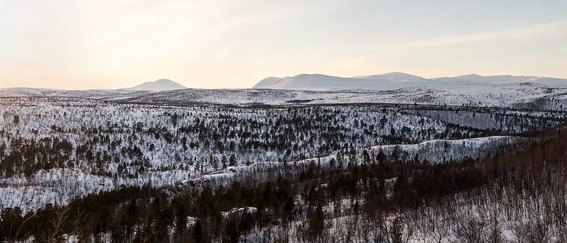La llegada a Noruega