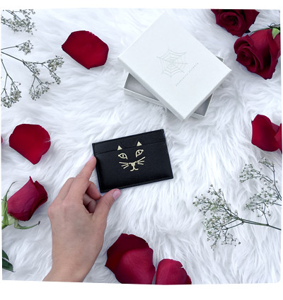 Charlotte Olympia Card Holder