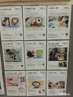 CIRCLEG 香港 火炭 笠笠咖啡 拉花 CAFE 2D 3D 海綿寶寶 遊記 (3)